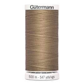 Gutermann 500m ~ 139 (lichtbruin)