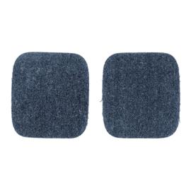 kniestukken jeans ~ kleur 211 (donkerblauw)