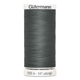 Gutermann 500m ~ kleur 701 (grijs)