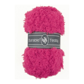 Durable Teddy ~ kleur 237 (fuchsia)