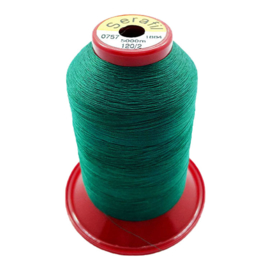 Mettler Serafil ~ kleur 0757 (groen)