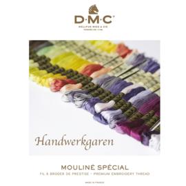 DMC Mouliné borduurgaren ~ 500 kleuren