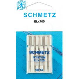 Schmetz ELx705 nr.90 cover