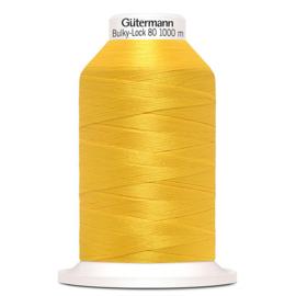 Bulky-lock kleur 417 (warm geel)