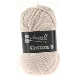 Cotton 8 kleur 56 (ecru)
