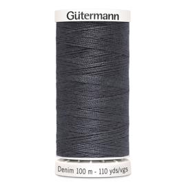 Gütermann denim ~ kleur 9455