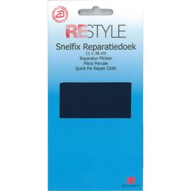 Snelfix reparatiedoek ~ kleur 210 (marine)