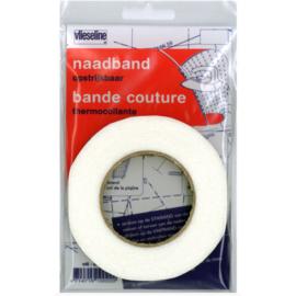 Vlieseline Naadband ~ wit