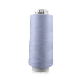 Amann Trojalock garen ~ kleur 0814 (ijsblauw)