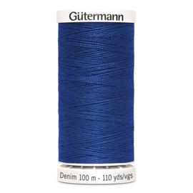 Gütermann denim ~ kleur 6756