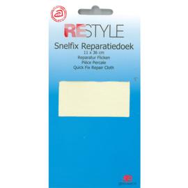 Snelfix reparatiedoek  ~ kleur 087 (crème)