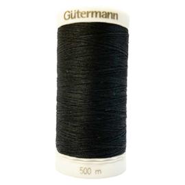 Gutermann 500m ~ kleur 665 (donkerste blauw)