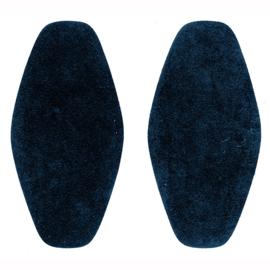 Elleboogstukken ~ kleur 210 (donkerblauw)