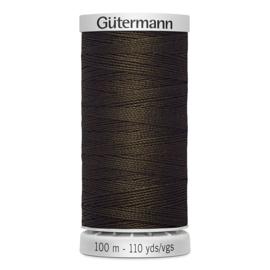 Gütermann super sterk ~ kleur 406 (bruin)