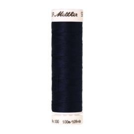Mettler Seralon ~ kleur 0825 (marine)