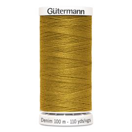 Gütermann denim ~ kleur 1970