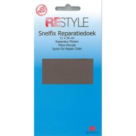 Snelfix reparatiedoek ~ kleur 002 (d.grijs)