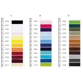 Mettler Seraflex ~ kleur 3361 (citroengeel)