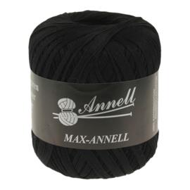 Max Annell ~ kleur 3459 (zwart)