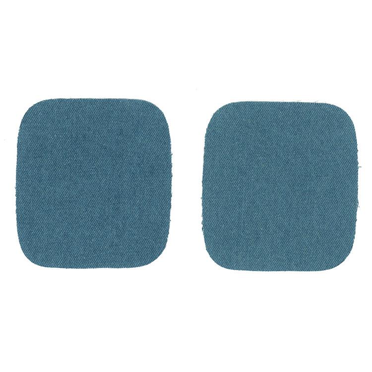 Kniestukken jeans ~ kleur 235 (lichtblauw)