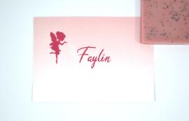 Geboortekaartje Faylin