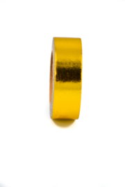 Washi tape blinkend goud