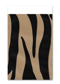 Cadeauzakje Zebra (5 stuks)