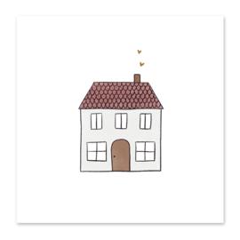 Mini-kaart New home