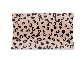 Cadeaudoosje Leopard roze