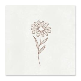 Mini-kaart Flower
