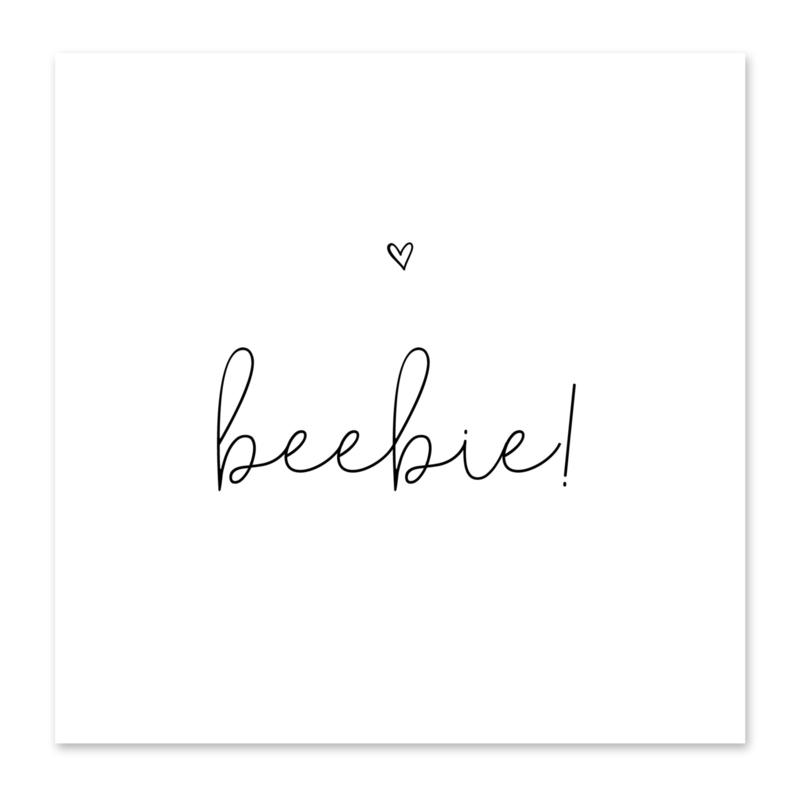 Mini-kaart Beebie