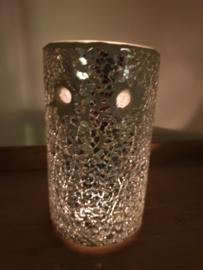 Brander Glas, Zilver