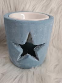 Brander Blauw Ster