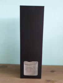 Cadeau doosje diffuser zwart