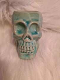Brander Skull Blauw