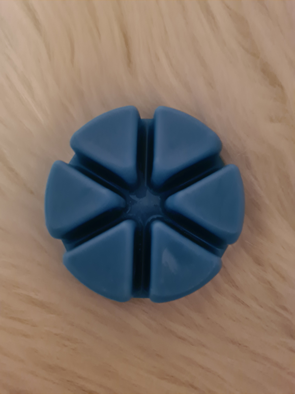 Geurwaxje XL Baby Poeder Blauw