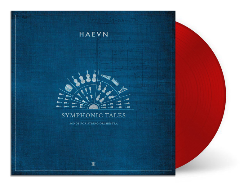 Symphonic Tales RED Vinyl