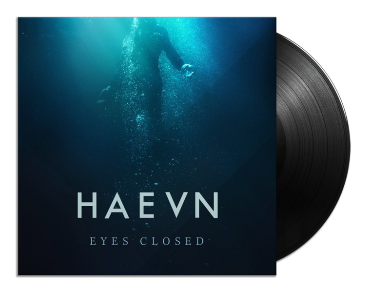 Eyes Closed Vinyl