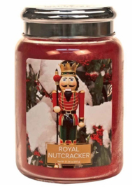 Royal Nutcracker Large
