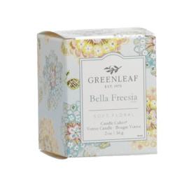 Geurkaarsje Bella Freesia