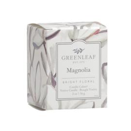 Geurkaarsje Magnolia