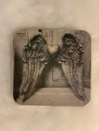 Onderzetter 'Wings'