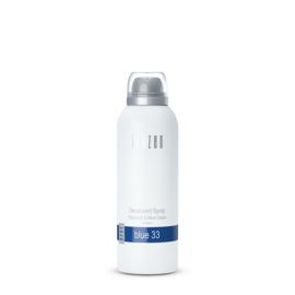 Janzen Deodorant Spray Bleu 33