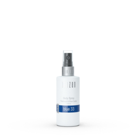 Janzen Body Spray Bleu 33