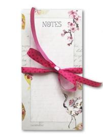 Notitie Cadeau set 'Animal Flowers'