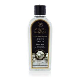 White Velvet 500ml Lamp Oil