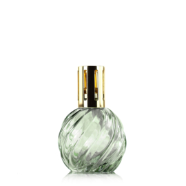 Fragrance Lamp Heritage Spiral Green