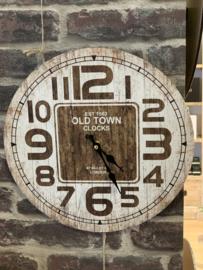 Klok 'Old Town'