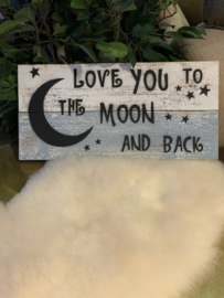 Love You To The Moon..