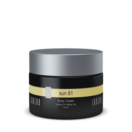 Janzen Body Cream Sun 81